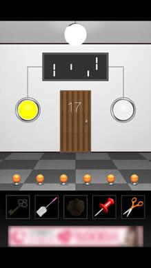 脱出ゲーム DOOORS3:ポイント4