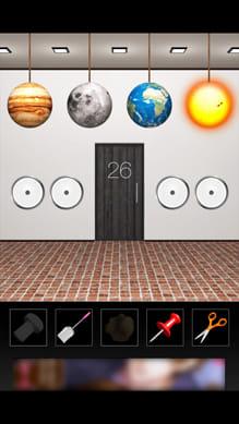 脱出ゲーム DOOORS3:ポイント5
