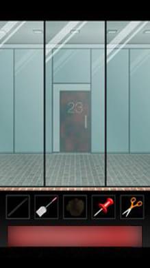 脱出ゲーム DOOORS3:突ガラスの壁……、少し端末を傾けると!?