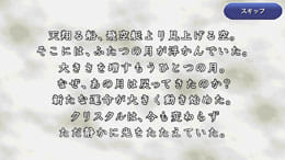 FINAL FANTASY IV TAY-月の帰還-:ポイント1