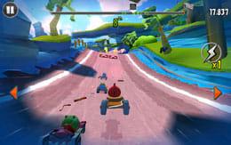 Angry Birds Go!:ポイント4
