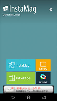 InstaMag - Magazine Collage:2種類の編集方法で写真を整理