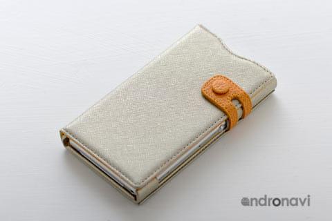 Prestige Color Edge Diary ライトゴールド