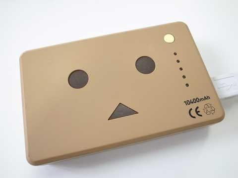 最近、ミニタイプも発売された通称ダンボーバッテリー