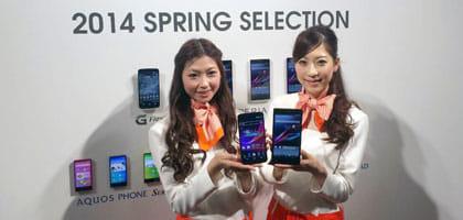 【速報】auが最新端末を発表!2014年春モデルは「Xperia Z Ultra SOL24」など、全5機種(追記あり)
