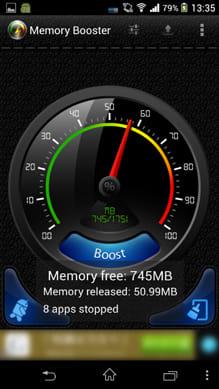 Smart Memory Booster