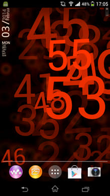 Alive numbers