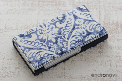 Denim Paisley Diary