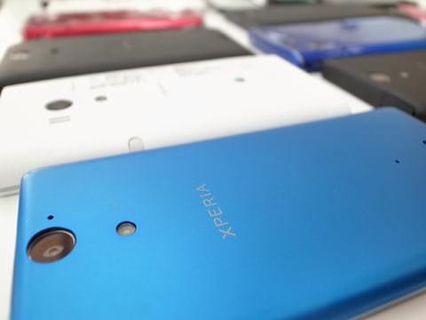 日本のスマートフォン界をけん引しているとも言える「Xperia(エクスペリア)」シリーズ