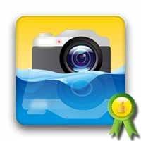 『水の反射効果』~幻想的な水辺を写真に加えられる画像編集アプリ~