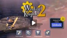 ねじ巻きナイト2(Wind-up Knight):ポイント1