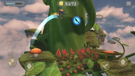 ねじ巻きナイト2(Wind-up Knight):スーファミの2Dゲームを彷彿とさせるアクション性。