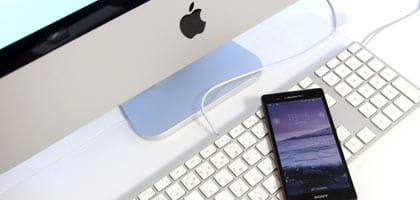 iPhoneだけじゃない!MacとAndroidの接続方法、便利な使い方を紹介