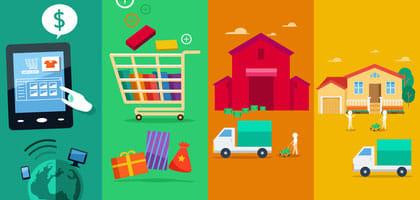 Amazon VS 楽天!それぞれの特長を把握&バーコード検索でお得にお買い物♪