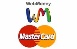 「au WALLET」はWebMoneyロゴのあるサイトや、MasterCardロゴのある実店舗で使える