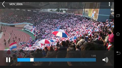 RealPlayer Cloud:クラウドストレージにある動画は「SurePlay」で端末に合わせてフォーマットして再生できる