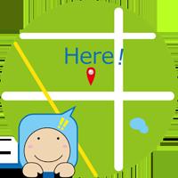 アプリのおもしろい使い方提案~オニゴッコにも使える?位置情報アプリ『待ち合わせの達人』が楽しい!