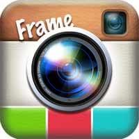 画像加工とコラージュ写真編集とデコ写メ-InstaFrame