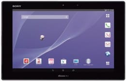 Xperia™ Z2 Tablet SO-05F
