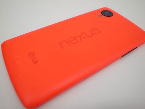 超有名なSIMフリースマホ「Nexus 5」