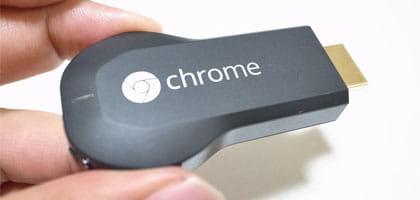 「Chromecast」の使い方を紹介!Wi-Fiに簡単接続&テレビと接続して大画面でコンテンツを楽しもう