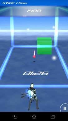 3Dブロック崩し アルテミス(無料):3Dブロック崩しを楽しめる新感覚ゲーム
