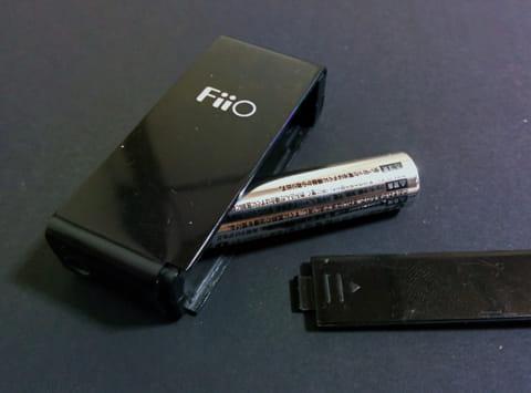 ヘッドホンアンプの「Fiio E3」