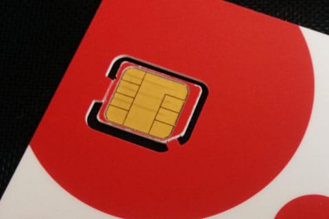 格安SIMはSIMカードのみ提供