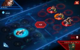 銀河の伝説:宇宙艦隊育成「RPGXSFゲーム!絶賛!」:ポイント3