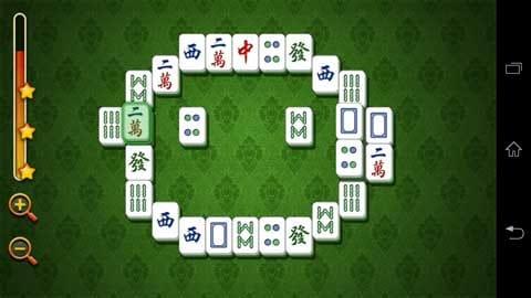 麻雀ソリティア - Mahjong Solitaire:麻雀×ソリティア!横画面で思い切りプレイしよう