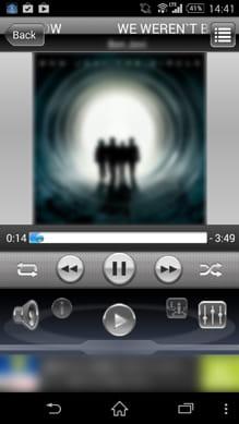 MERRY GO SOUND (音楽Player)
