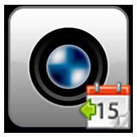 日付入りカメラ(DateCamera)