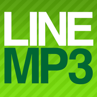 LINEMP3 - LINEで音声ファイルを送れるアプリ