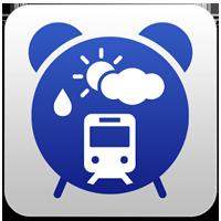 『気が利く目覚まし』~雨や電車遅延の時は気を利かせて15分早く起こしてくれる~