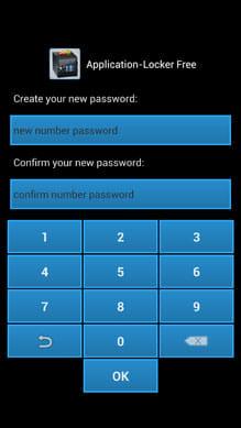 Application-Locker Free