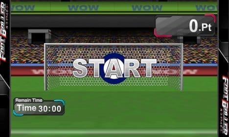 サッカーゲーム【BFB】バーコードフットボーラー:ポイント7