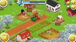 ヘイ・デイ (Hay Day):田舎街の農場でまったり農場経営しましょう!