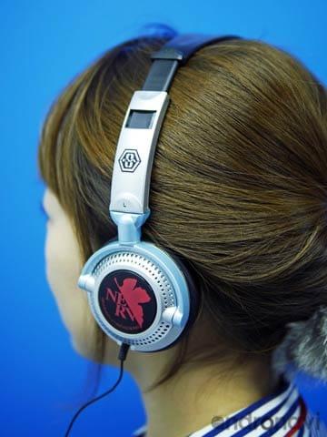 しっかりホールドされるので、長時間の音楽も聴ける