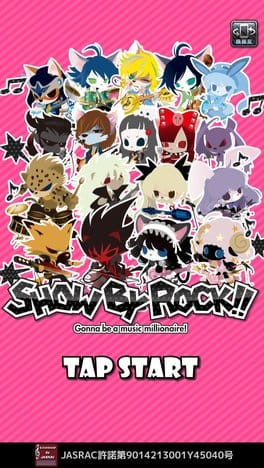 SHOW BY ROCK!![爽快音ゲー ショウバイロック]:ポイント2