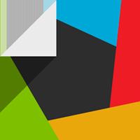 『Goolors Square - icon pack』~ポップなスクエア型のアイコンに変身!流行りのフラッ...