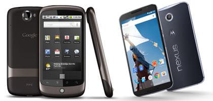 """One""から""10""まで~Pure Androidの系譜「Google Nexus」を振りかえる"