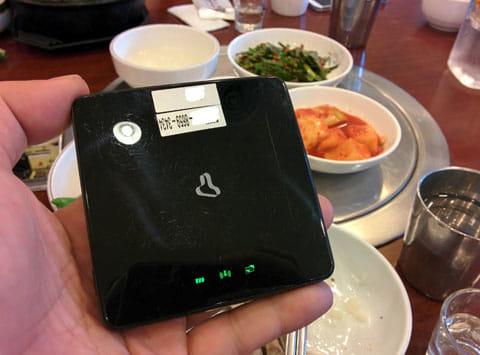 Wi-Fiモバイルルーターがおすすめ!