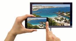 Androidとテレビをつなぐ方法をおさらい!