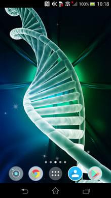 DNAライブ壁紙