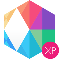 Colourform XP (for HDウィジェット)