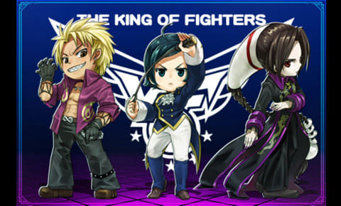 THE KING OF FIGHTERS-A 2012(F):ポイント5