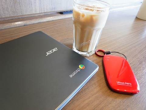 スタンドアローンでは使えないのが「Chromebook」の特徴