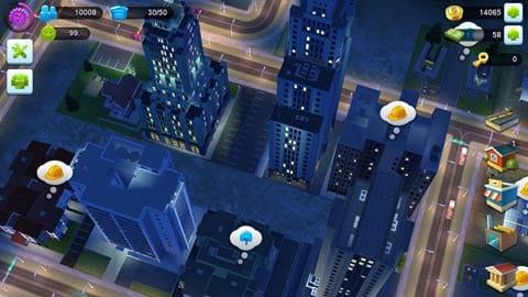 SimCity BuildIt:ポイント2