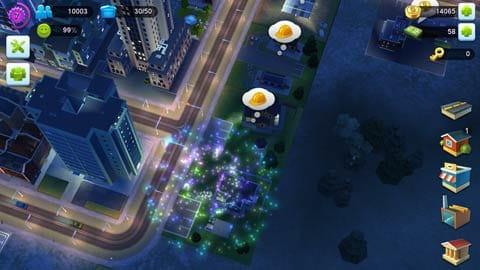 SimCity BuildIt:ポイント5