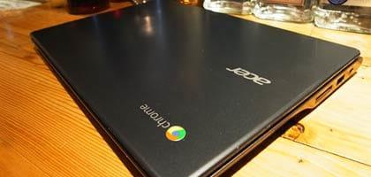 「Chromebook」はノートパソコンと何が違う?GoogleのOSを搭載したノート型PCの使い勝手を紹介